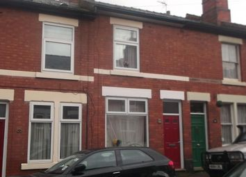 Thumbnail 2 bedroom terraced house to rent in Wild Street, Derby