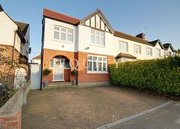 Thumbnail 6 bed end terrace house for sale in Wellington Road, Enfield