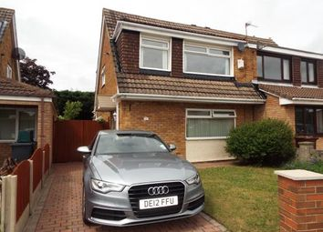 Thumbnail 3 bed semi-detached house for sale in Blackhurst Road, Lydiate, Liverpool