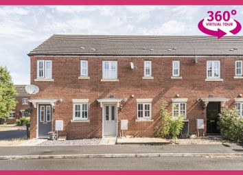 Thumbnail 2 bed terraced house for sale in Buccaneer Close, St. Brides Wentlooge, Newport