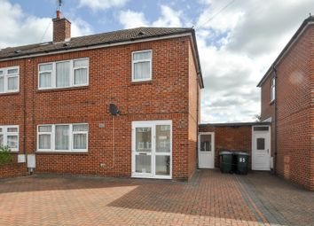 Thumbnail 3 bed semi-detached house for sale in Bernwood Road, Bicester