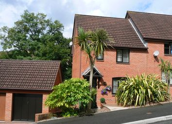 Thumbnail 3 bed semi-detached house to rent in Peregrine Close, Torquay