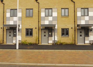 Thumbnail 2 bed terraced house to rent in Samuel Peto Way, Newtown Works, Ashford