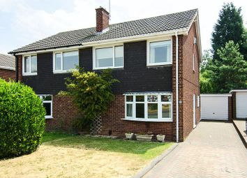 Thumbnail 3 bed semi-detached house for sale in St. Margarets Road, Lichfield