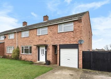 Thumbnail 5 bed semi-detached house for sale in Hendred Way, Abingdon