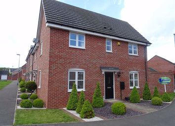Thumbnail 3 bed semi-detached house for sale in Triumph Road, Hinckley