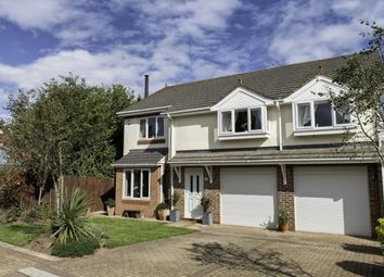 Thumbnail 4 bed detached house for sale in Osprey Gardens, Plymouth, Devon