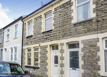 Thumbnail 2 bedroom terraced house for sale in Queen Street, Barry
