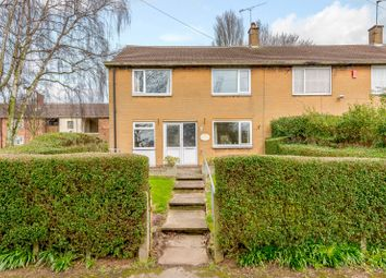 Thumbnail 3 bedroom end terrace house for sale in Pearson Close, Beeston, Nottingham