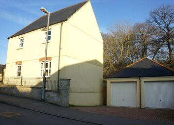 Thumbnail 4 bed detached house for sale in Bay View Road, Duporth, St. Austell
