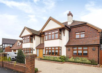 Thumbnail 6 bed detached house for sale in Links Avenue, Gidea Park