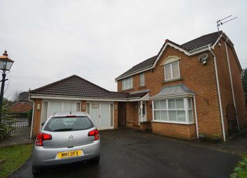 Thumbnail 4 bed detached house for sale in Axholme Court, Horwich, Bolton
