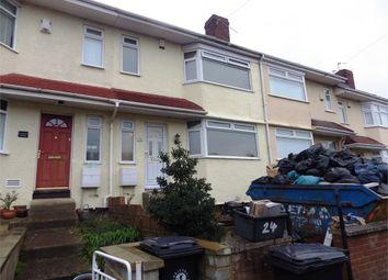Thumbnail 3 bed terraced house to rent in Allison Avenue, Brislington, Bristol