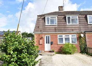 Thumbnail 3 bed semi-detached house for sale in Furzehill, Chard, Somerset