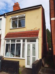 Thumbnail 3 bed end terrace house for sale in Newcombe Road, Birmingham