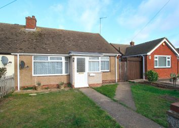 Thumbnail 2 bed semi-detached bungalow for sale in Westlands Road, Herne Bay