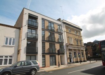 Thumbnail 3 bedroom flat to rent in East Ferry Road, London