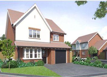 Thumbnail 4 bedroom detached house for sale in Plot 68 Newton Phase 3, Navigation Point, Cinder Lane, Castleford