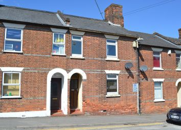 Thumbnail 2 bed terraced house for sale in Boundary Road, Newbury