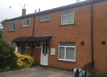 Thumbnail 3 bed terraced house to rent in Brynmawr Close, St Mellons