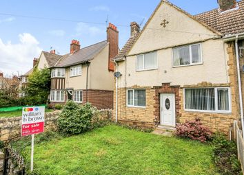 Thumbnail 3 bed end terrace house for sale in Quarry Lane, Woodlands, Doncaster
