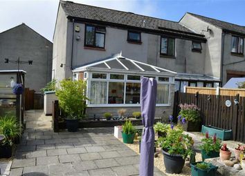Thumbnail 2 bedroom end terrace house for sale in 7, Greenway Croft, Wirksworth Matlock, Derbyshire