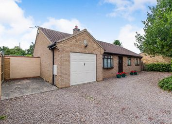 Thumbnail 3 bedroom detached bungalow for sale in The Fold, Coates, Peterborough