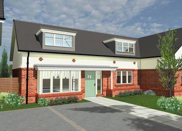 Thumbnail 3 bed semi-detached house for sale in Whittingham Place Whittingham Lane, Broughton, Preston