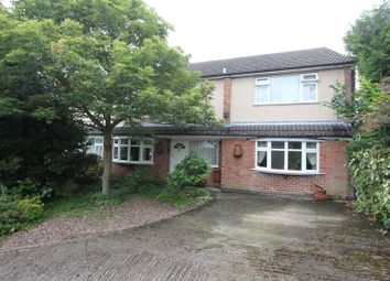 Thumbnail 5 bed semi-detached house for sale in Rush Close, Newbold Verdon, Leicester
