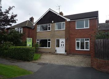 Thumbnail 4 bed detached house for sale in Lycett Road, Dringhouses, York