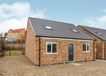 Thumbnail 3 bedroom detached bungalow for sale in Plantation Hill, Worksop