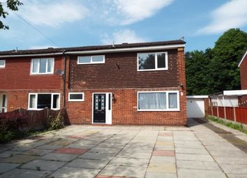 Thumbnail 3 bed property to rent in Lindsell Road, West Timperley, Altrincham