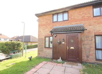 Thumbnail 1 bed semi-detached house for sale in Camberley Close, North Cheam, Sutton