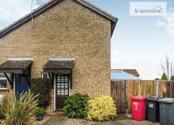 Thumbnail 1 bed end terrace house for sale in Egremont Gardens, Cippenham, Slough