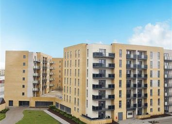 Thumbnail 1 bed flat to rent in The Kingfisher At Caspian Quarter, Galleons Drive, Barking, Essex