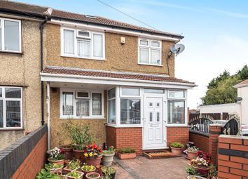 3 bed end terrace house for sale in Brookside Road, Hayes, Middlesex Ub3 UB4