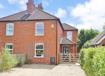 Thumbnail 3 bed semi-detached house for sale in Brickyard Road, Swanmore, Southampton