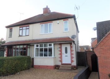 Thumbnail 2 bed semi-detached house to rent in Trent View Close, Rugeley