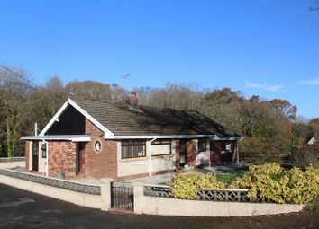 Thumbnail 3 bedroom detached bungalow for sale in Nant Y Dderwen, Saron, Ammanford