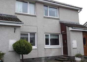 Thumbnail 1 bed flat to rent in Northfield Place, Lhanbryde, Elgin