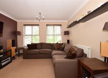 Thumbnail 3 bed town house for sale in Mercer Close, Larkfield, Aylesford, Kent