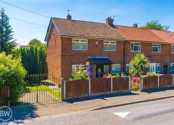 Thumbnail 3 bed semi-detached house to rent in Kenyon Way, Little Hulton, Manchester