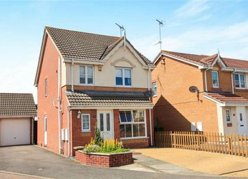 Thumbnail 3 bed detached house for sale in Swan Gardens, Peterborough, Peterborough, Peterborough
