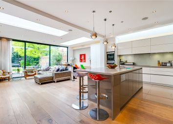 Thumbnail 6 bed detached house to rent in East Sheen Avenue, London