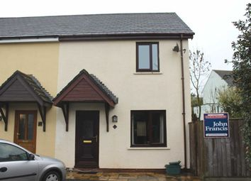 Thumbnail 2 bed semi-detached house for sale in The Clicketts, Tenby