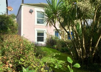 Thumbnail 2 bed semi-detached house for sale in Kimberley Park Road, Falmouth