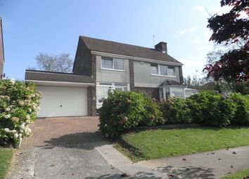 Thumbnail 3 bed detached house to rent in Manadon Drive, Plymouth