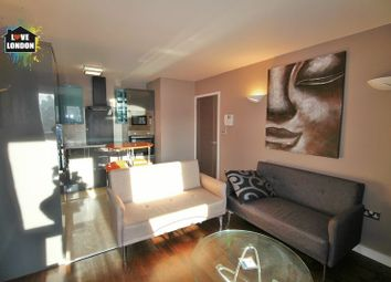 Thumbnail 1 bed flat to rent in The Vista Building, Woolwich, London