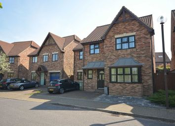 4 bed detached house for sale in Cawdor Rise, Westcroft, Milton Keynes MK4
