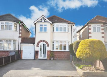Thumbnail 3 bed detached house for sale in Colebrook Croft, Shirley, Solihull